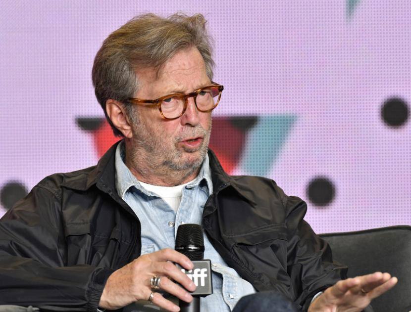 Eric Clapton tolak tampil kalau penonton wajib Divaksinasi