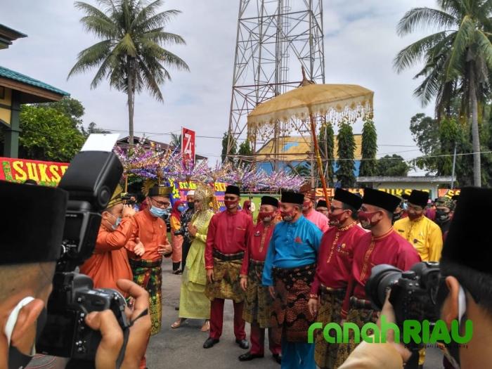 Sempena Hari Jadi Bengkalis ke-508, DPRD Bengkalis Gelar Rapat Paripurna