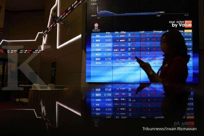Intip 10 saham paling banyak dikoleksi asing ketika IHSG menguat Rabu Kemarin