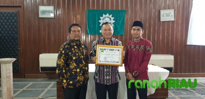 Ketua Muhammadiyah Riau, DR. Saidul Amin MA hadir di Maroko