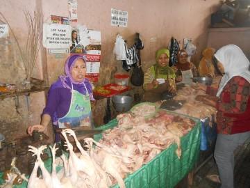 Harga Ayam Potong di Pekanbaru Tembus Rp35 Ribu per Kg