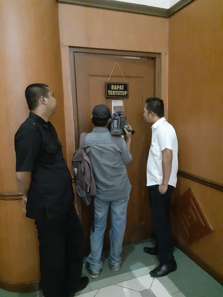 Setwan DPRD Riau Gelar Silaturahmi Tertutup
