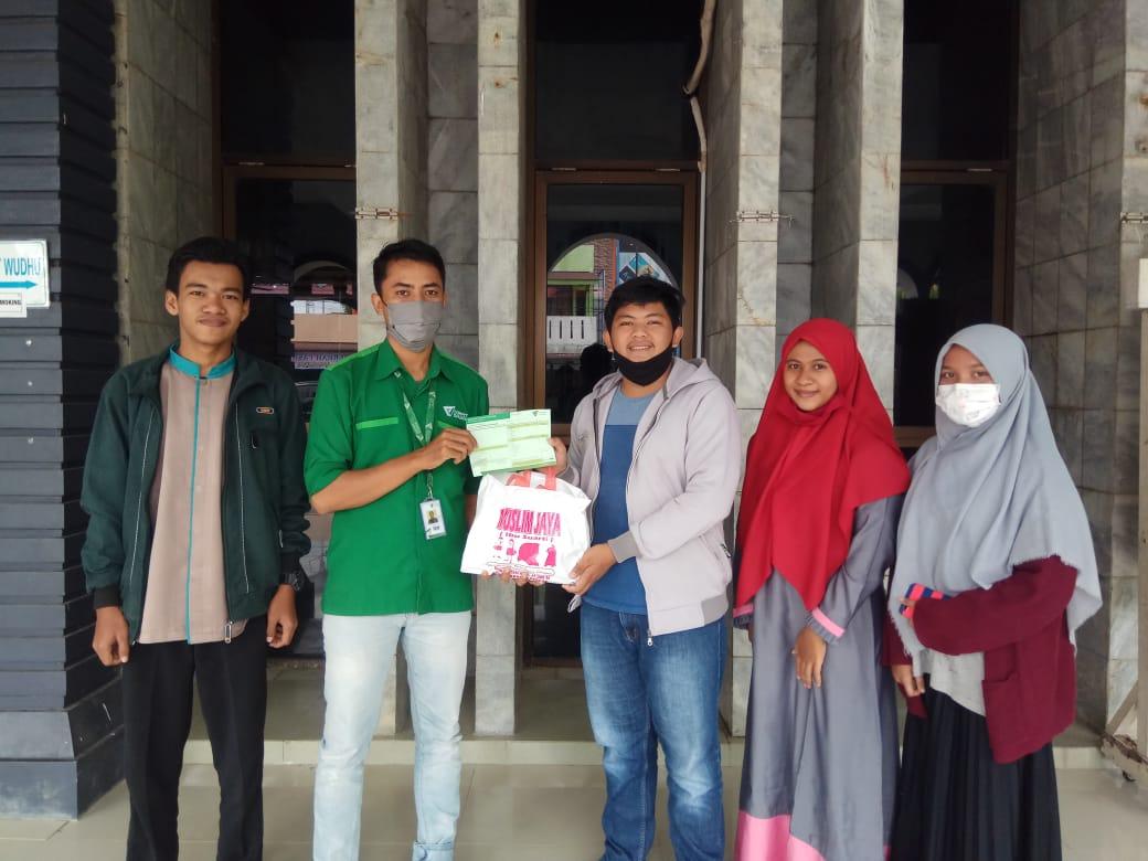 Komunitas Nawaitu Foundation Salurkan Bantuan Masjid Di Pedalaman