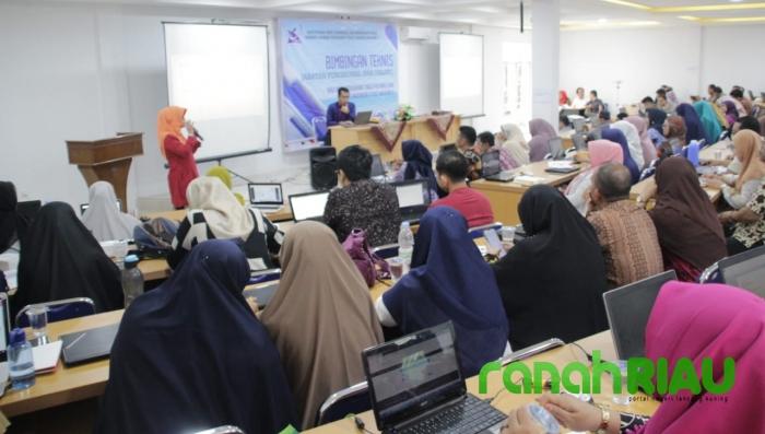 Universitas Abdurrab jadi Tuan Rumah Bimtek Jabatan fungsional oleh LLDIKTI Wilayah X