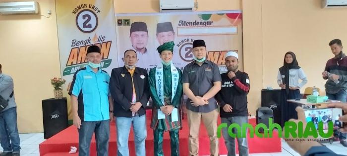 Duta Pariwisata Bengkalis Dapat Dukungan Dari H Abi Bahrun, Promosi Pulau Rupat Dikancah Nasional