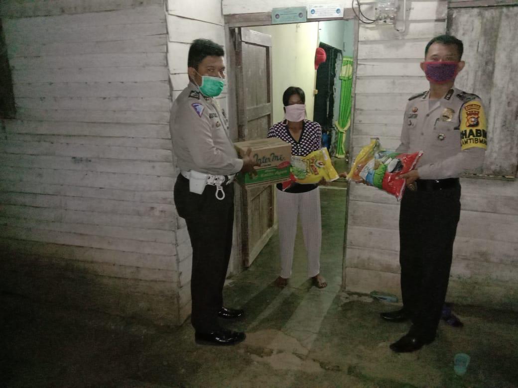 Patut Apresiasi, Polsek Tandun Membantu Terlapor Pencurian Buah Sawit Perkebunan