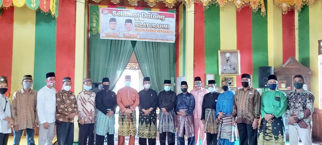 Ketua LAM-R Mandau Ke Abi Bahrun : Tetap Jaga Situasi Kondusif dan AMAN