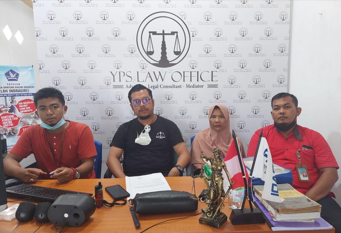 Kurir 50 KG Sabu Lolos Hukuman Mati, Penasehat Hukum : Alhamdulillah Pembelaan Kita Dipertimbangkan