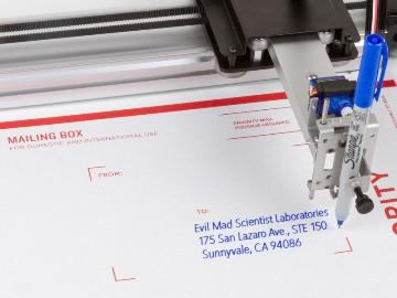 Printer Canggih yang Bisa Menulis dan Menggambar Selayaknya Tulisan Tangan Manusia