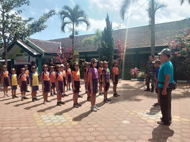 Pelatih: Pelatihan Disiplin Sejak Dini Akan Menumbuhkan Jiwa Korsa