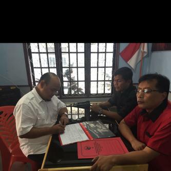 Heri Susanto Ramaikan Kandidat Pilwako Pekanbaru 2017