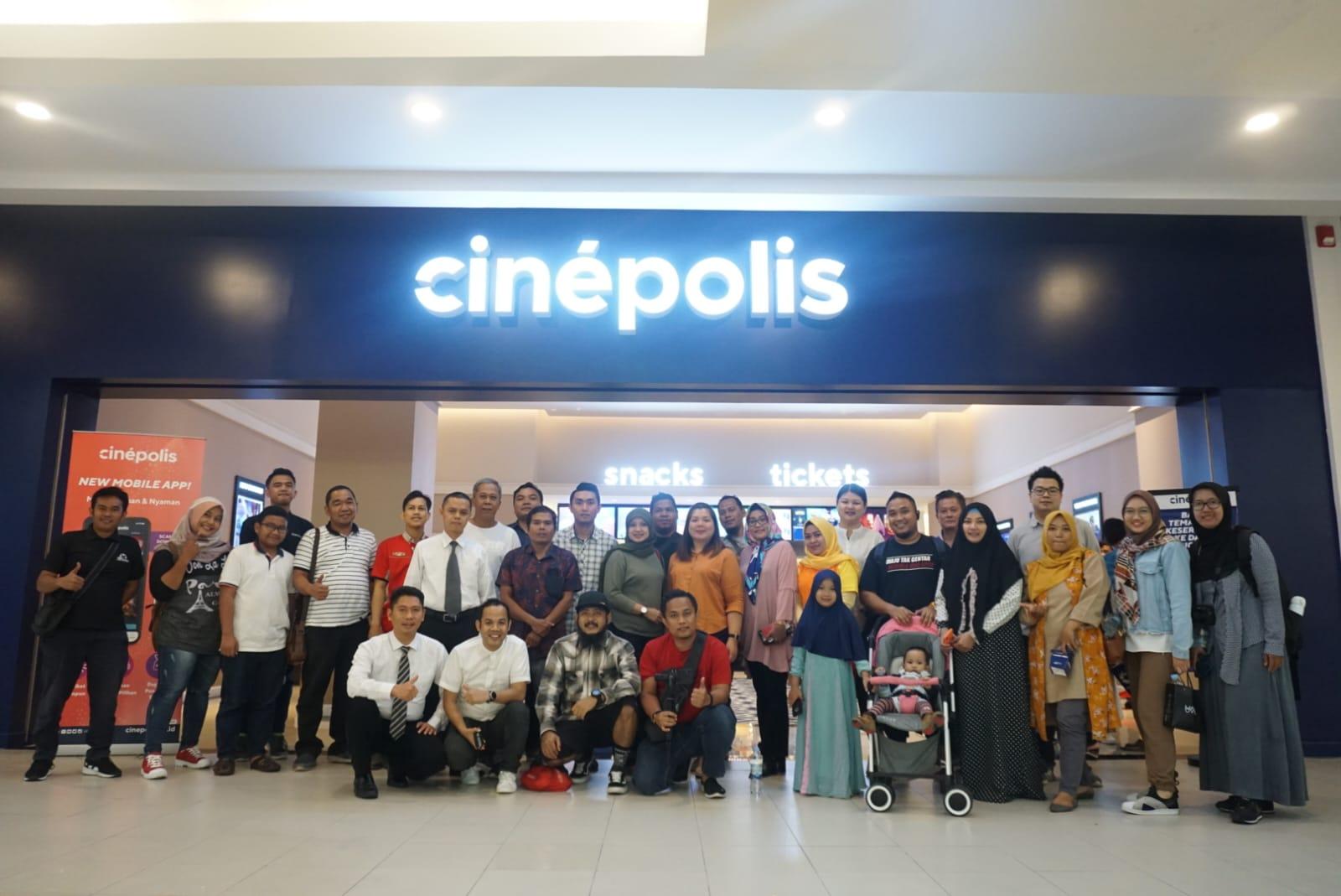Nikmati Keseruan akhir Tahun 2019 bersama Cinepolis Mal Pekanbaru