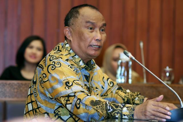 Effendi Sianipar : Sesalkan Demo Omnibus Law Berujung Rusuh