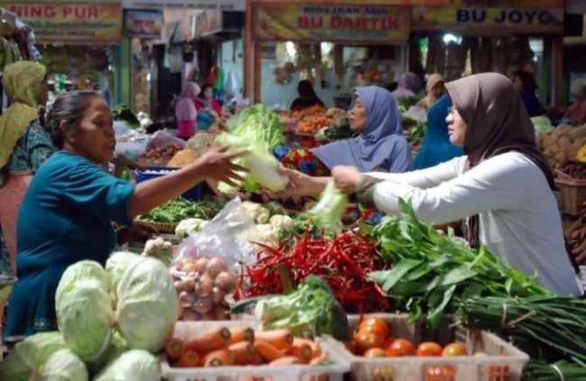Pemkot Pekanbaru: Sebagian Harga Kebutuhan Pokok Naik