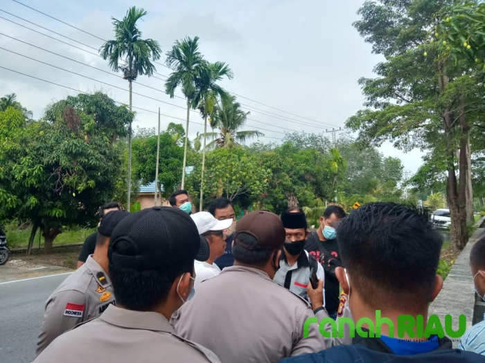 Buntut Unjuk Aksi GEMPURA, Dibalas Dengan Mendatangi Rumah Kediaman Oleh KONI Bengkalis