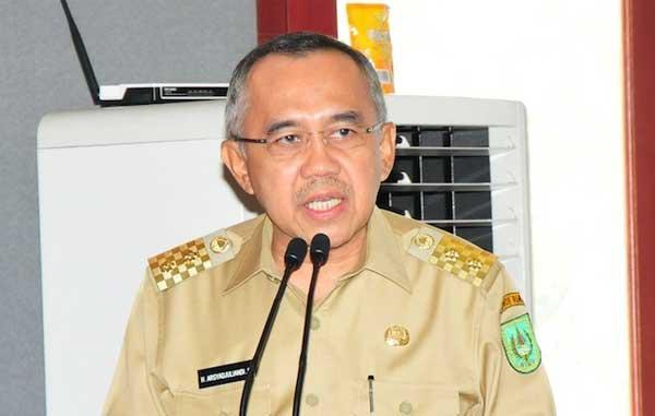 Plt Gubri Yakini Proses Assesment Pejabat Pemprov Sesuai Prosedur