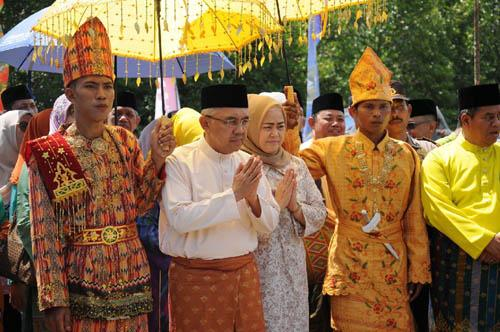 Plt Gubri Dukung Kegiatan Budaya Riau