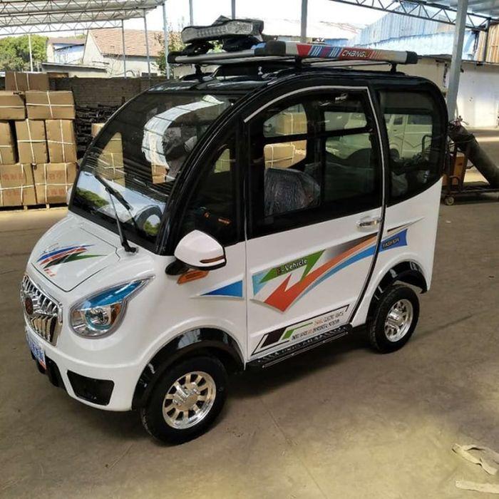 Yap ini dia kendaraan listrik termurah di dunia.