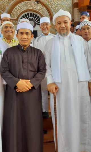 DR Zikmal Fuad, Tuan Guru Baru Babussalam