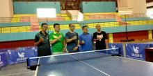 Melalui Turnamen Ini, Pengkab PTMSI Kuansing, Bina Bibit-bibit Tenis Meja