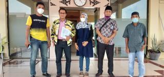 Penganiayaan di Rupat Utara, Betra Keadilan dan Klien Datangi Polres Bengkalis
