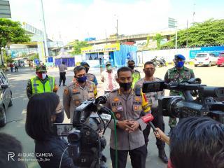 Polda Banten kawal penerapan New Normal di Kabupaten Tangerang