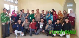 Jalin komunikasi dan koordinasi, Pemkab Inhil undang 14 Komunitas untuk audiensi