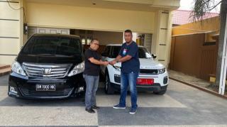 Masa Jabatan berakhir, Irwan Nasir kembalikan Mobil dan Rumah Dinas