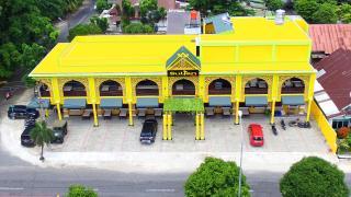 Sultan Resto tutup,beri contoh saat di terpa musibah wabah Corona