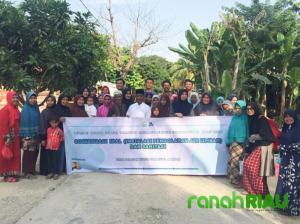 Agenda edukasi IPAL dan sanitasi Air desa Teratak Buluh