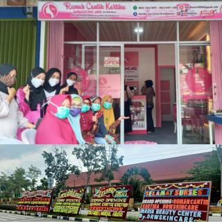Rumah Cantik Kartika Drwskincare, hadir di Kabupaten Siak Sri Indrapura