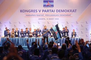 AHY Langgengkan Politik Dinasti SBY