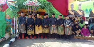 Ketua LAM - R Mandau Resmi Dilantik