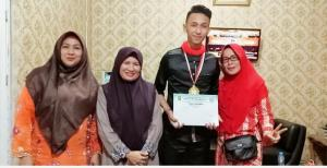 Prestasi Gemilang, SMA Negri 2 Tambang Raih Tiga Medali