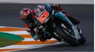 Motogp Sepanyol 2020, Fabio Juara dan Marquez Terjatuh
