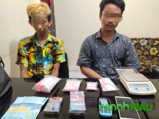 DPO, Bersama Pengedar Ekstasi Ditangkap Polisi, Saat Dugem