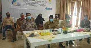 5 Desa di Wilayah Kabupaten Inhil Sudah Dialiri Listrik