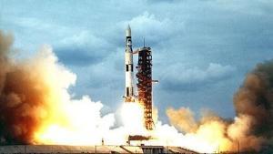 Roket Terkuat Dunia Saturn V, Lesatkan Manusia Ke Bulan