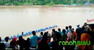 Hari Final Pacu Jalur Rayon III, Akan Berlangsung Sengit