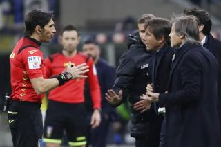 Inter Vs Napoli, Conte: Harusnya Imbang