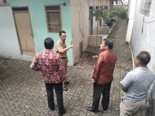 Sekda Yan Prana Prihatin Melihat Kondisi Bangunan Mess Pemprov Riau di Jakarta
