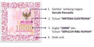Luncurkan E-Meterai, Menkeu harap Ini jadi wujud transformasi Ekonomi Indonesia