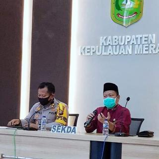 Pemkab Meranti Bersiap Hadapi New Normal Covid 19 Pada 1 Juni 2020