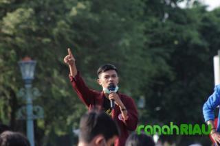 PRESMA Univrab angkat bicara tentang KPK di Yogyakarta