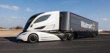Gebrakan dunia Industri Otomotif, Tesla Luncurkan Truk Pertama