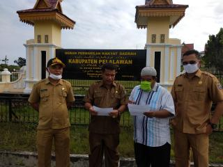 Apdesi Pelalawan dukung Kebijakan Pemerintahan Pelalawan