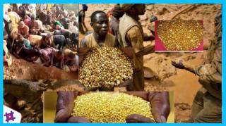 Kandungan Emas di Gunung Kongo Capai semua Mineral berharga di Dunia