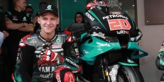 Fabio Quartararo masih tercepat di tes pramusim MotoGP