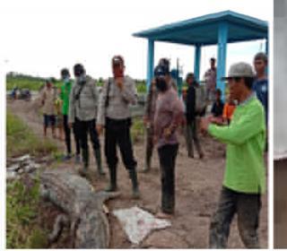 Jasad Ditemukan Tidak Utuh di Perut Buaya, Nelayan Diterkam Saat Memasang Perangkap Ikan