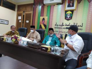 LAM, Dekranasda dan PWI Protes Motif Melayu Riau Dipatenkan Pengusaha Bandung